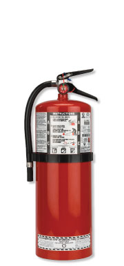 Fire Extinguisher – 10A 120BC
