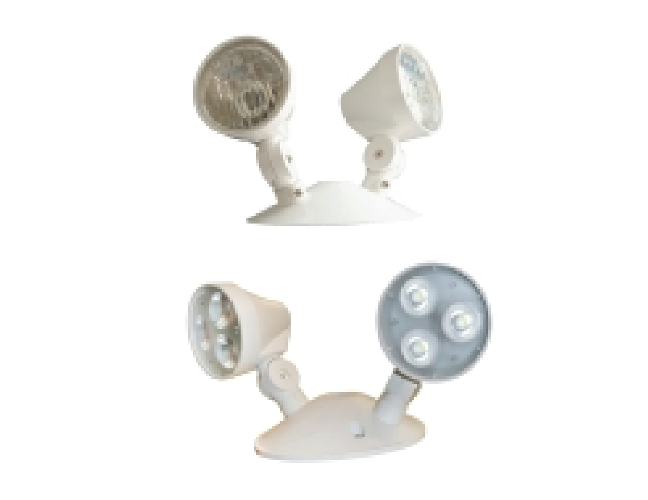 Remote Heads LED & Incandescent