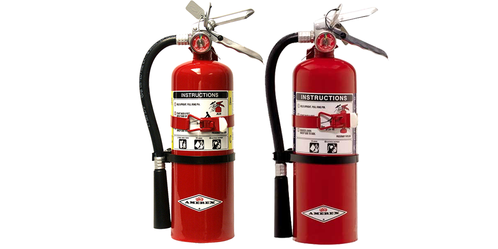 BC and ABC fire extinguisher comparison