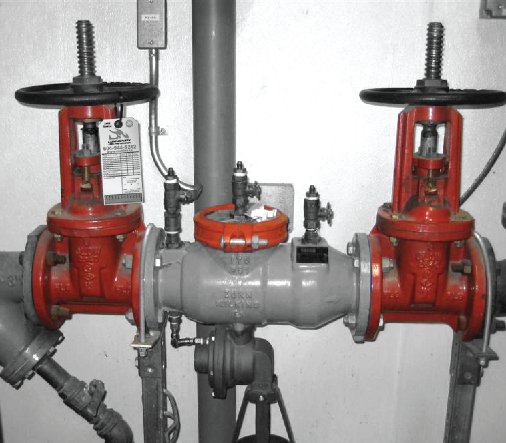 Backflow Preventers (Cross Connection Controls)