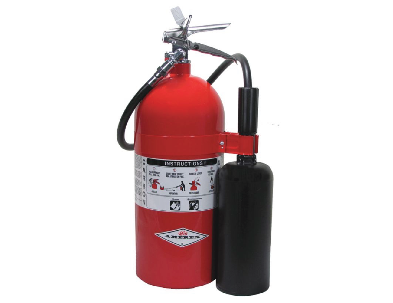 10lb CO2 Fire Extinguisher