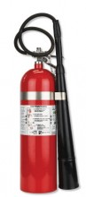 15 lb CO2 Fire Extinguisher
