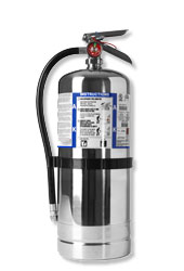 6lb K Class (Wet Chemical) Fire Extinguisher
