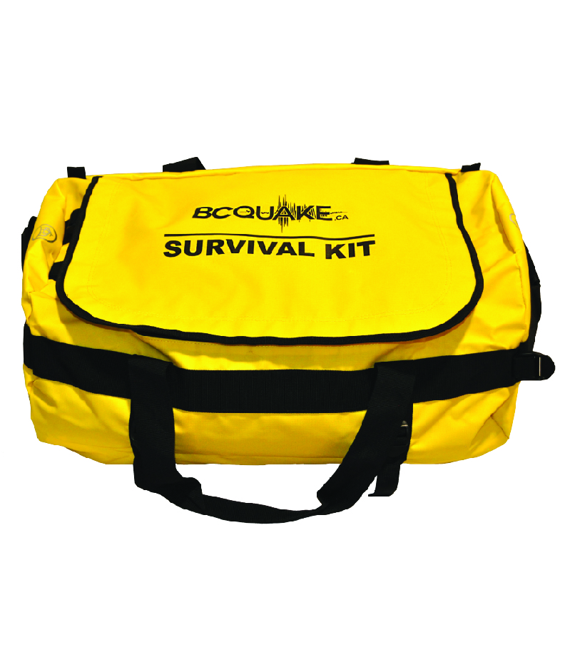 BCQuake Survival Products