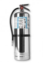 2.4 Gallon Water Fire Extinguisher
