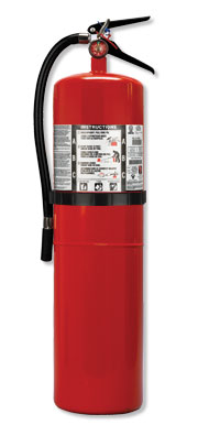Fire Extinguisher – 10A 120BC (30 lb)