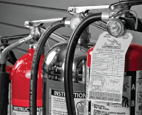 Portable Fire Extinguisher Inspection